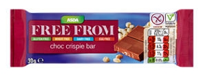 No 9: ASDA Free From Choc Crispie Bar