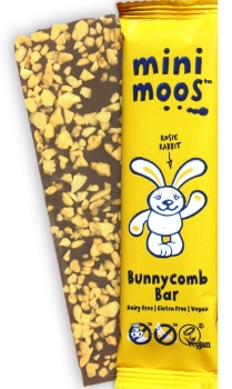 No 10: Moo Free Bunnycomb Bar